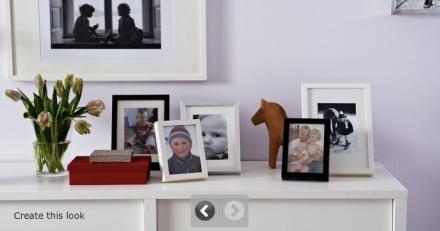 IKEA frames